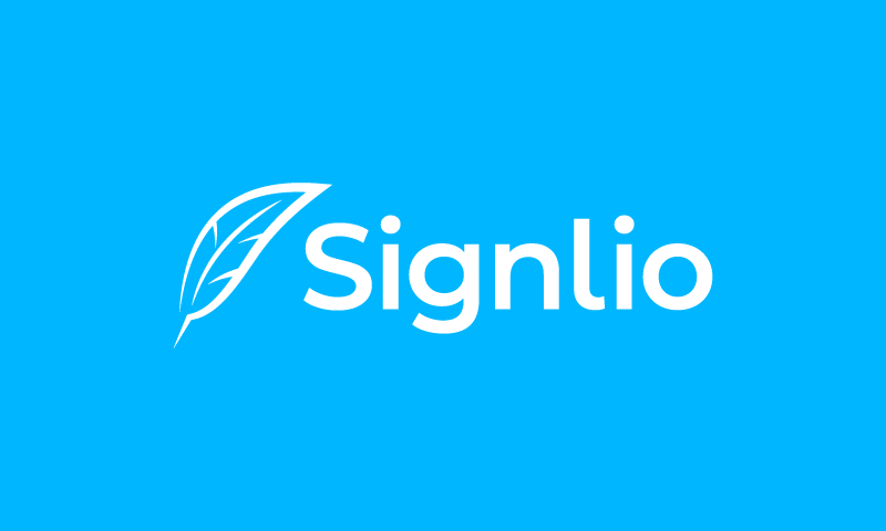 Signlio - Business company name for sale
