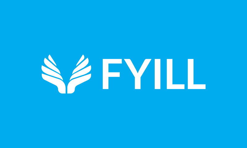 Fyill - Design startup name for sale