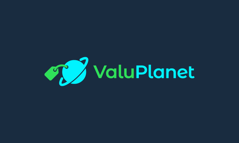 Valuplanet - Potential business name for sale