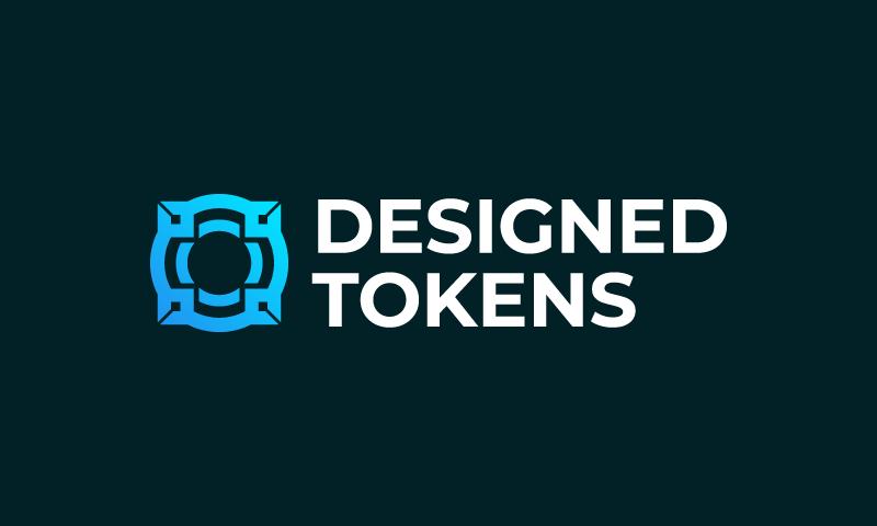 Designedtokens - Interior design brand name for sale