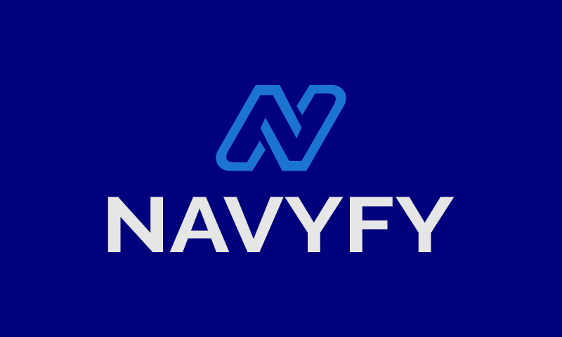 Navyfy - Professional business name for sale