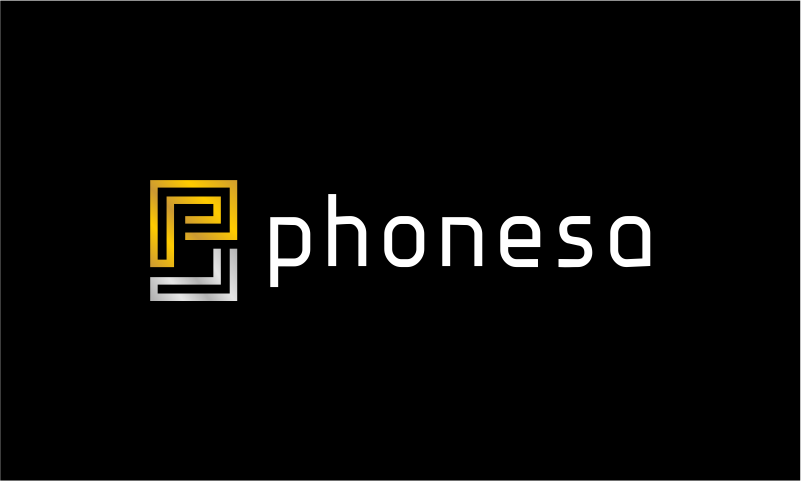 Phonesa - Telecommunications startup name for sale