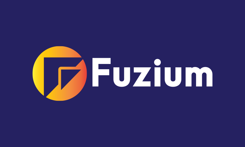Fuzium - Healthcare brand name for sale