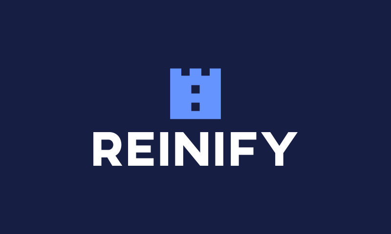 Reinify - Industrial brand name for sale