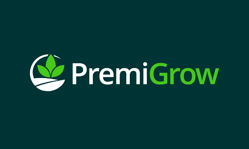 Premigrow - Agriculture business name for sale