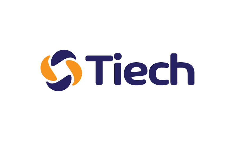 Tiech - Modern business name for sale
