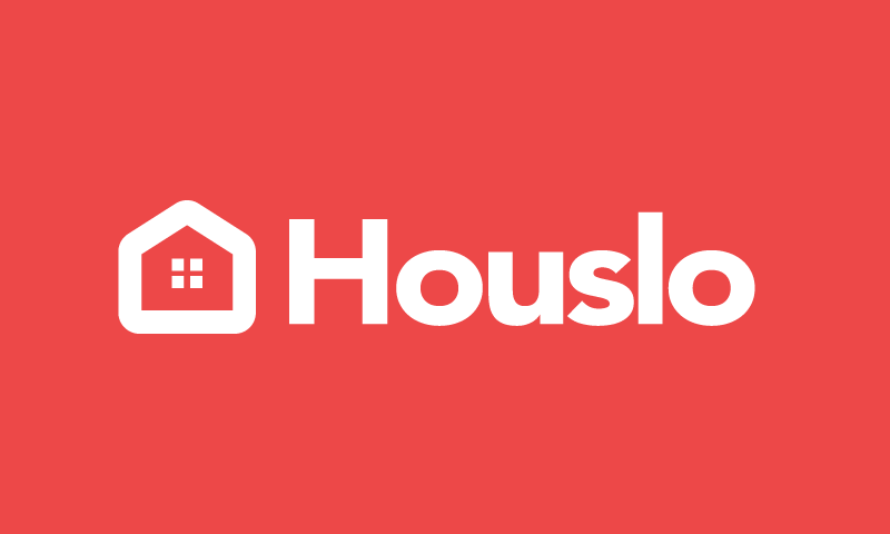 Houslo - Real estate domain name for sale