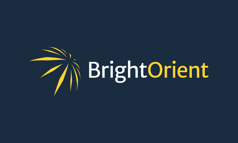 Brightorient - Driven startup name for sale