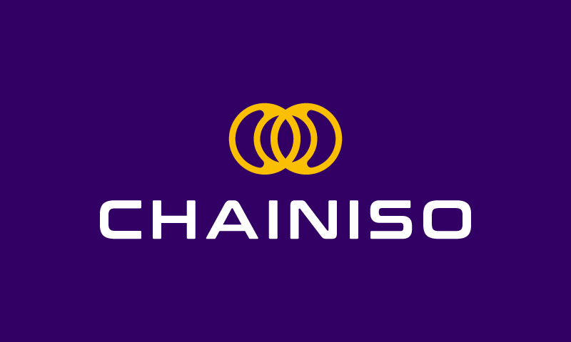 Chainiso - Cryptocurrency startup name for sale