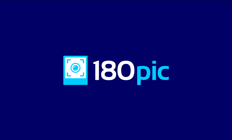 180pic - Photography startup name for sale