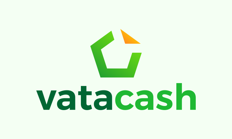 Vatacash - Finance domain name for sale