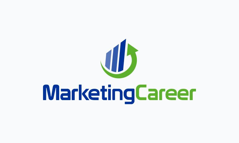 Marketingcareer - Marketing startup name for sale
