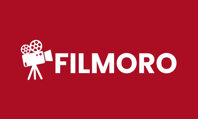 Filmoro - Media brand name for sale