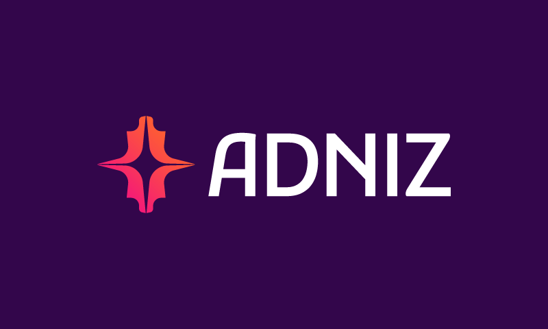 Adniz - Advertising domain name for sale