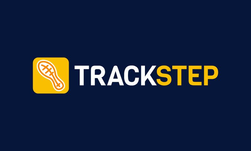 TrackStep logo