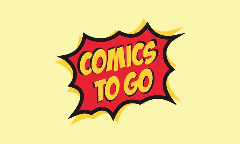 Comicstogo - Comic domain name for sale