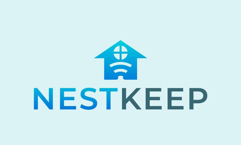 Nestkeep - E-commerce company name for sale