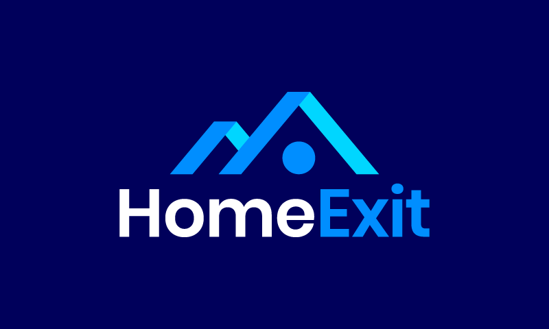 Homeexit - Real estate company name for sale