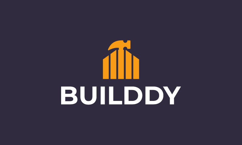 Builddy - Construction business name for sale