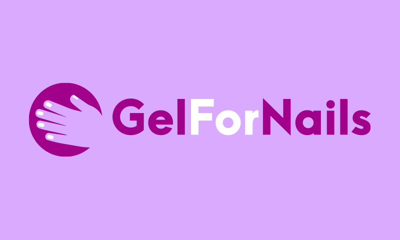 Gelfornails - Beauty startup name for sale