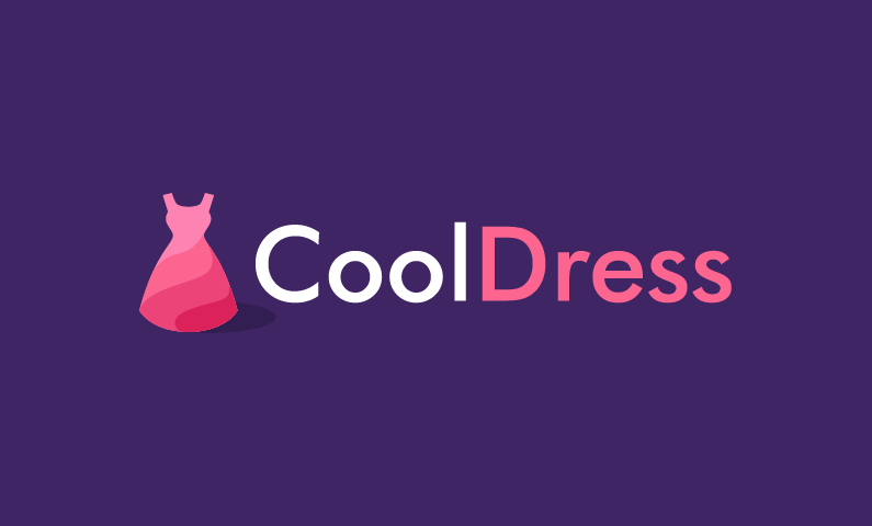 Cooldress - Fashion startup name for sale