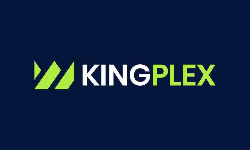 KingPlex logo