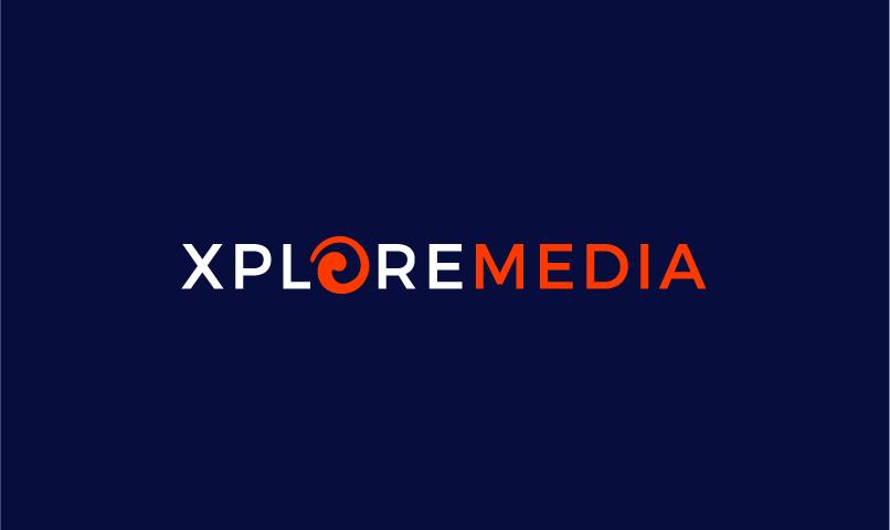 Xploremedia - Media startup name for sale