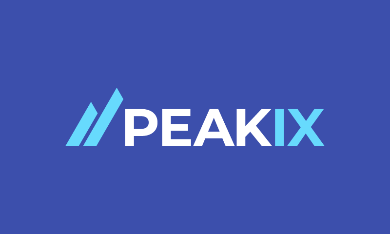 Peakix - Business product name for sale