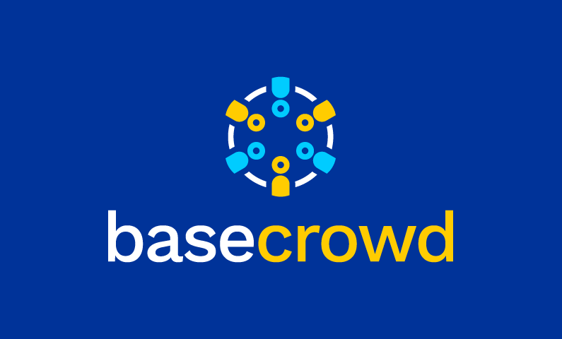 Basecrowd - Crowdsourcing business name for sale