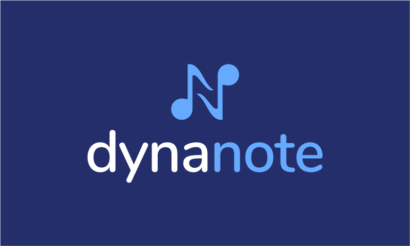 Dynanote - Business business name for sale