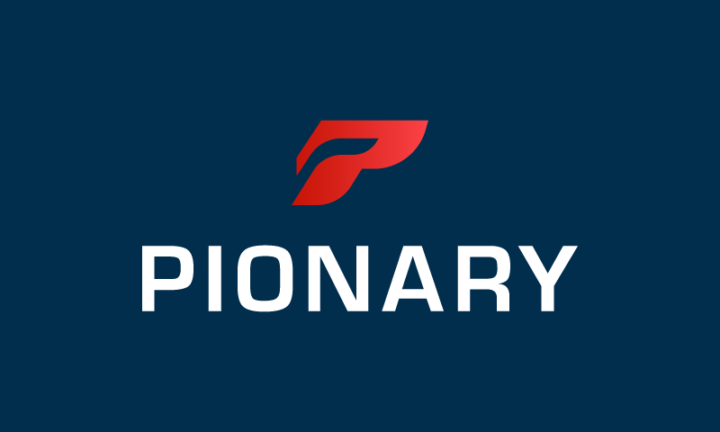 Pionary - Technology company name for sale