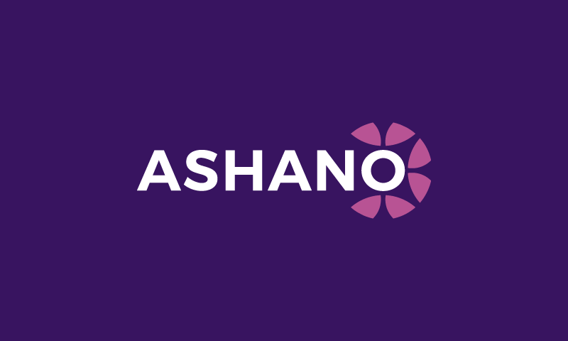 Ashano - Beauty product name for sale