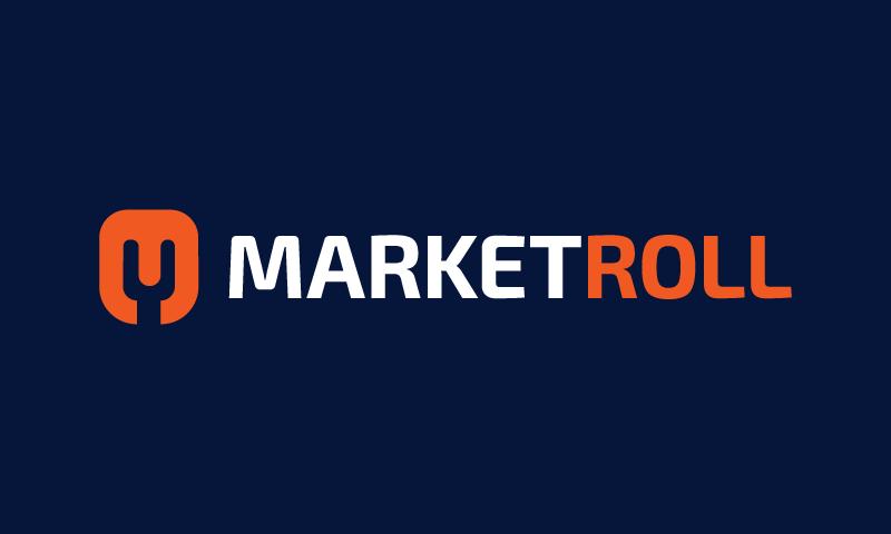 Marketroll logo