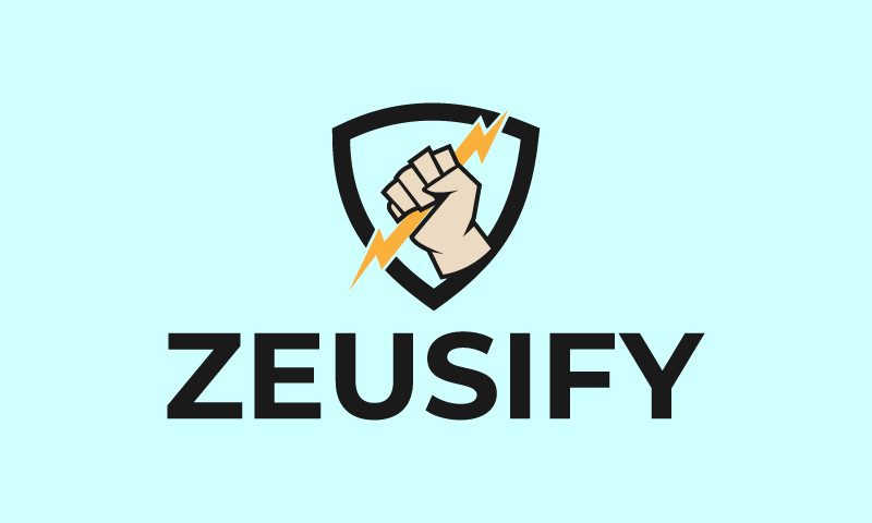 Zeusify - Healthcare startup name for sale