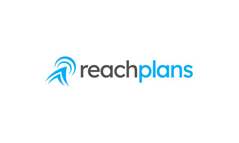 ReachPlans logo