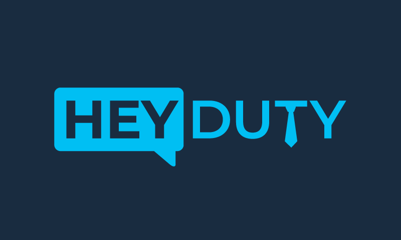 Heyduty - Technology domain name for sale