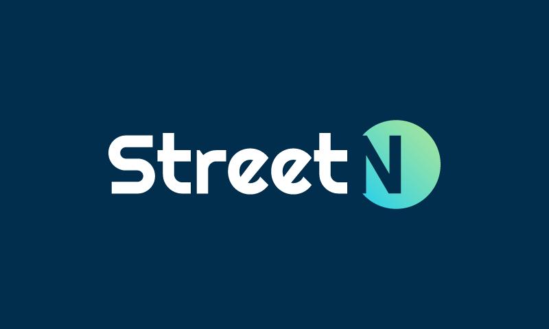 Streetn - Retail domain name for sale