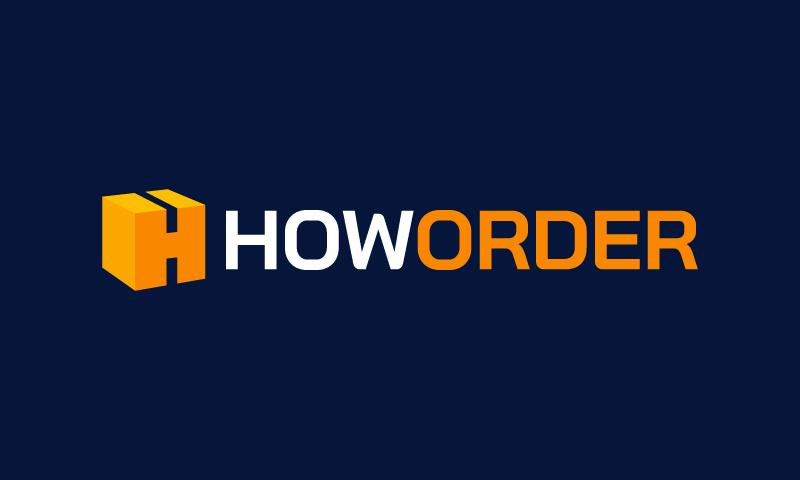 howorder.com
