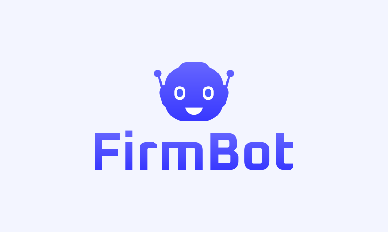 Firmbot - Marketing startup name for sale