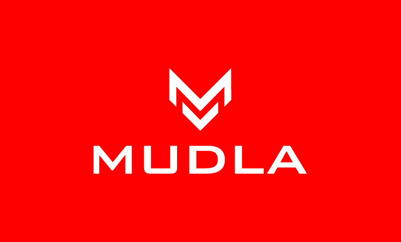 Mudla - Retail startup name for sale