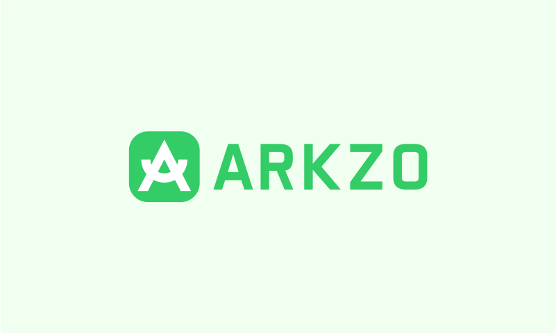 Arkzo - Business startup name for sale