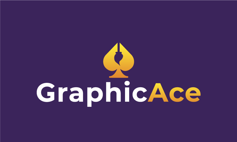Graphicace - Media brand name for sale