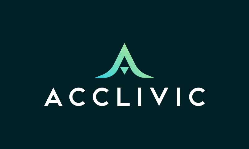Acclivic - Finance business name for sale