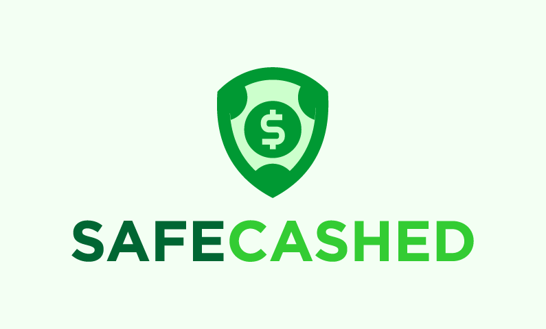 Safecashed - Investment domain name for sale