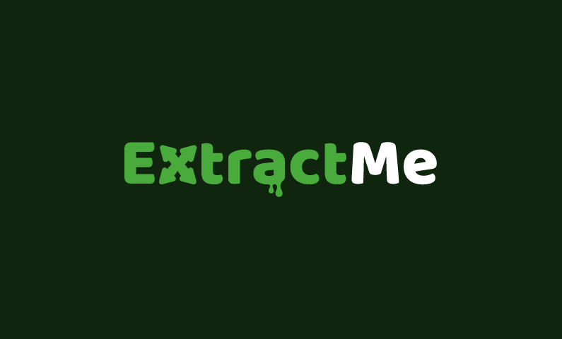 ExtractMe logo