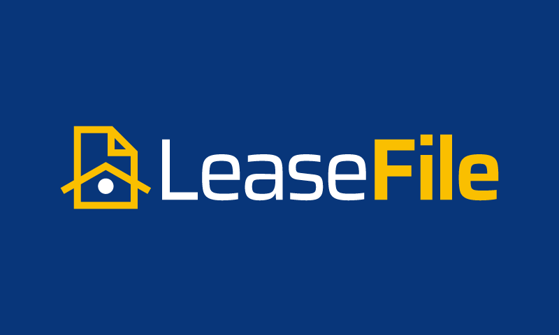 Leasefile - Approachable brand name for sale