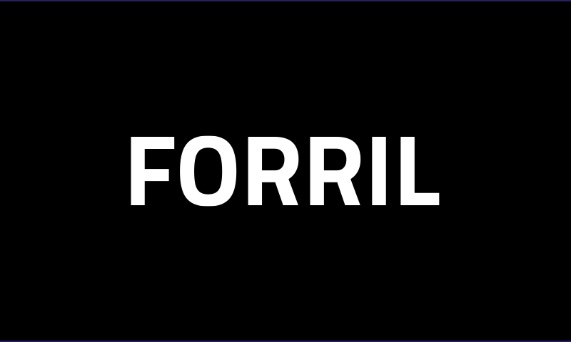 Forril - Retail company name for sale