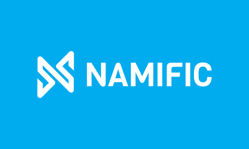 Namific - Contemporary business name for sale