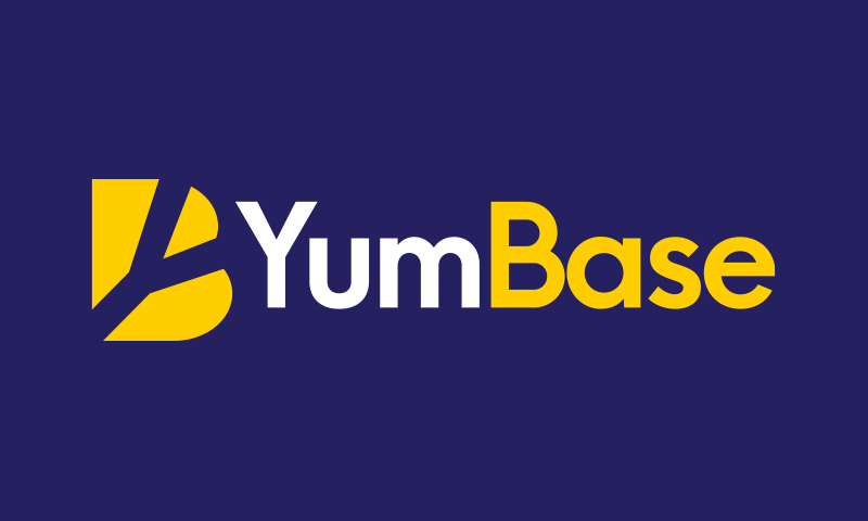 Yumbase - Culinary domain name for sale