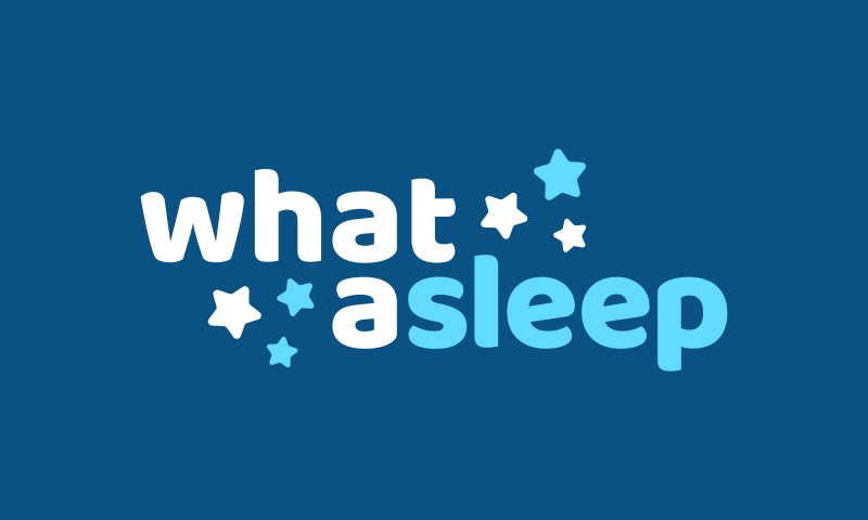 Whatasleep - Wellness business name for sale